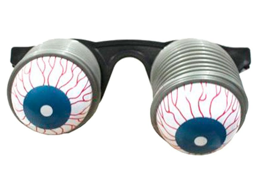 Óculos Olho Saltado