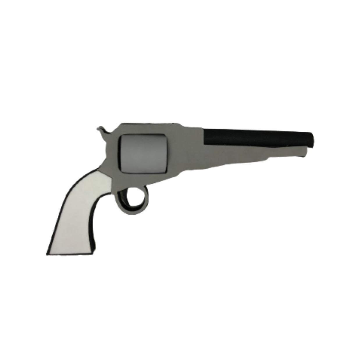 Revólver / Arma de Brinquedo Policial