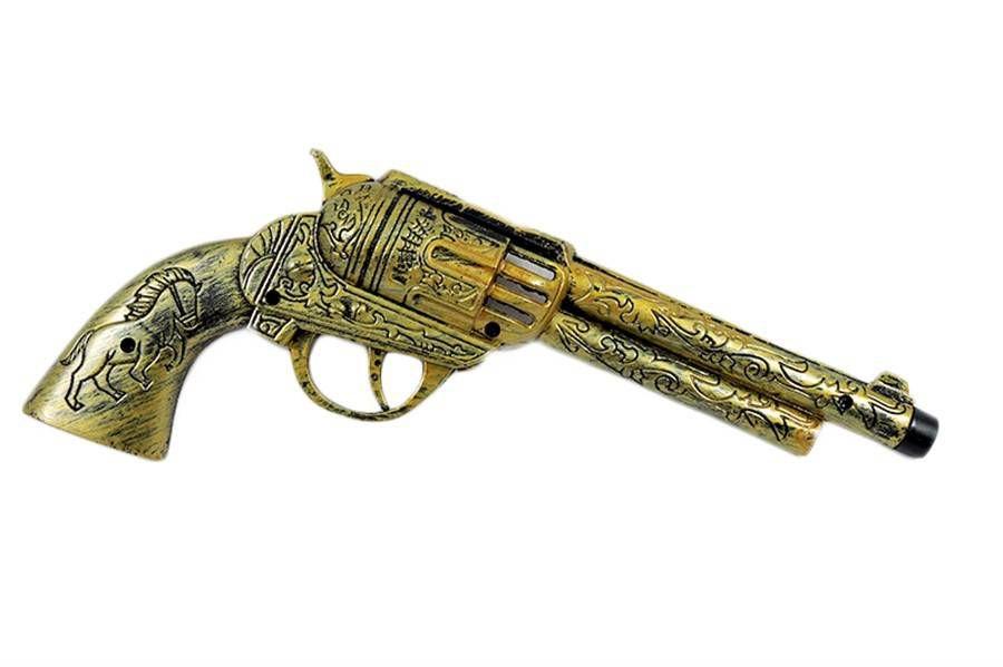 Revólver Arma de Brinquedo