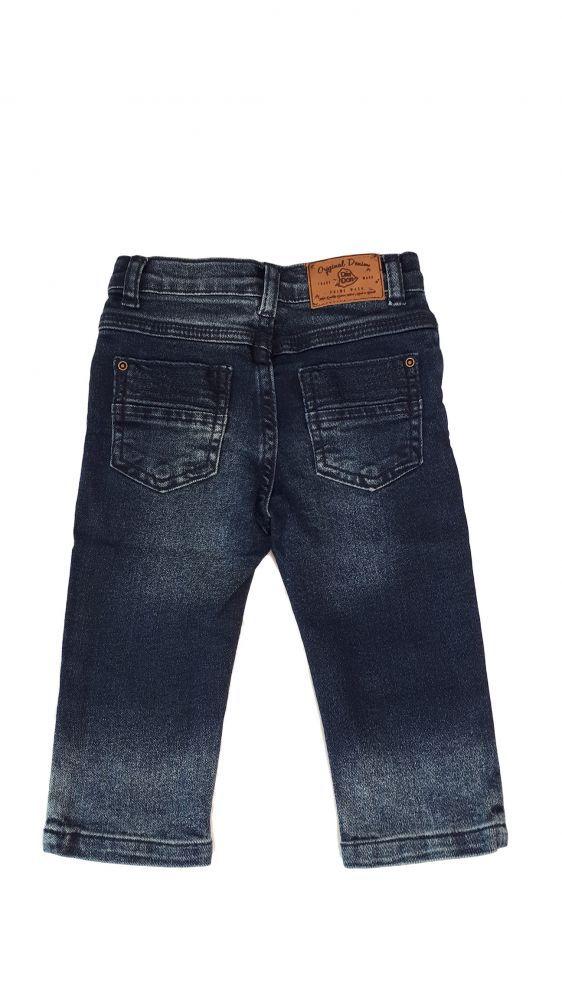 Calça jeans de bebê para menino Din Don