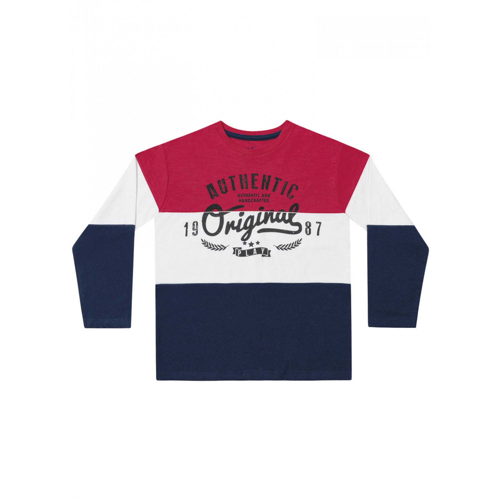 Camiseta infanto juvenil masculina Authentic Original Playground