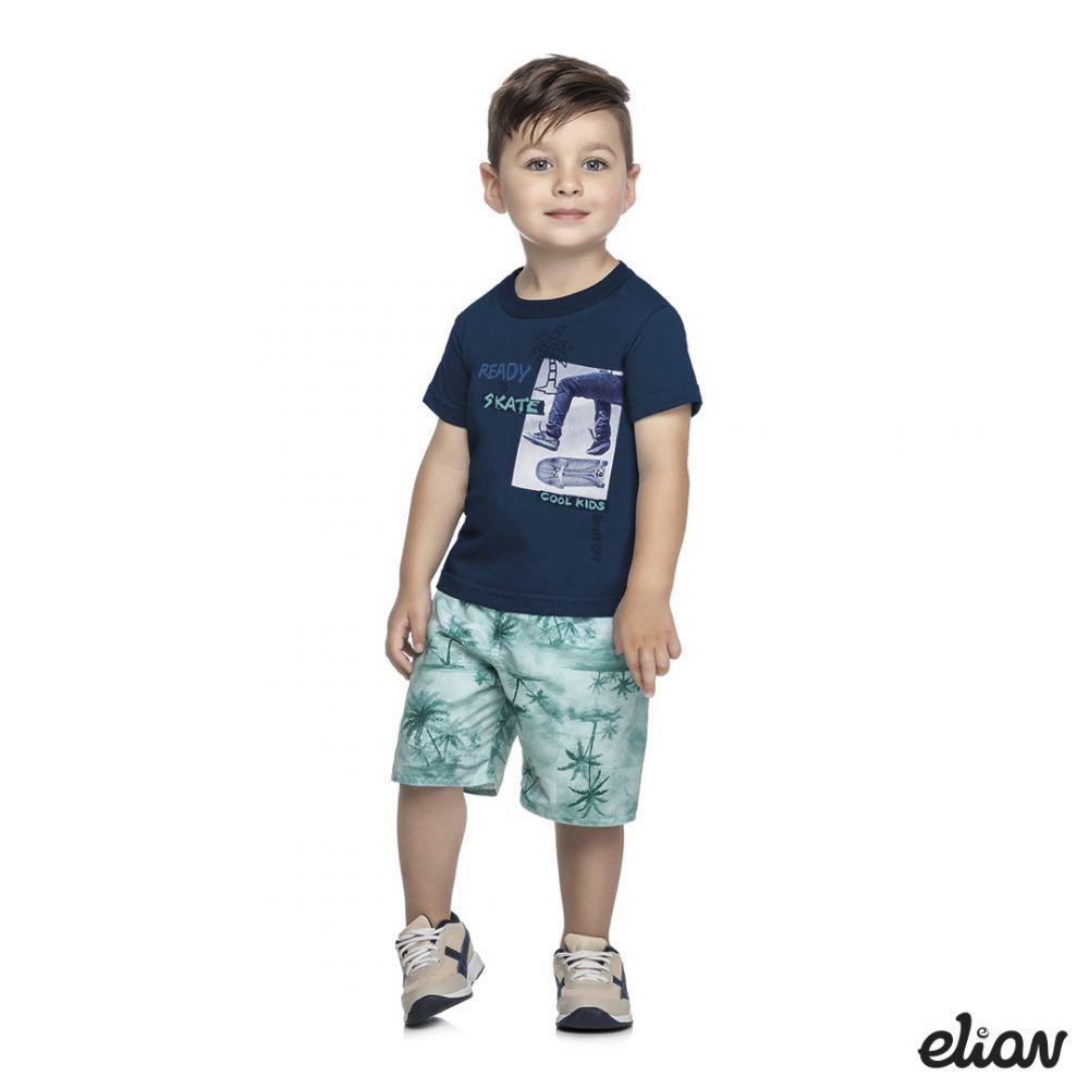 Conjunto infantil masculino Ready Skate Elian