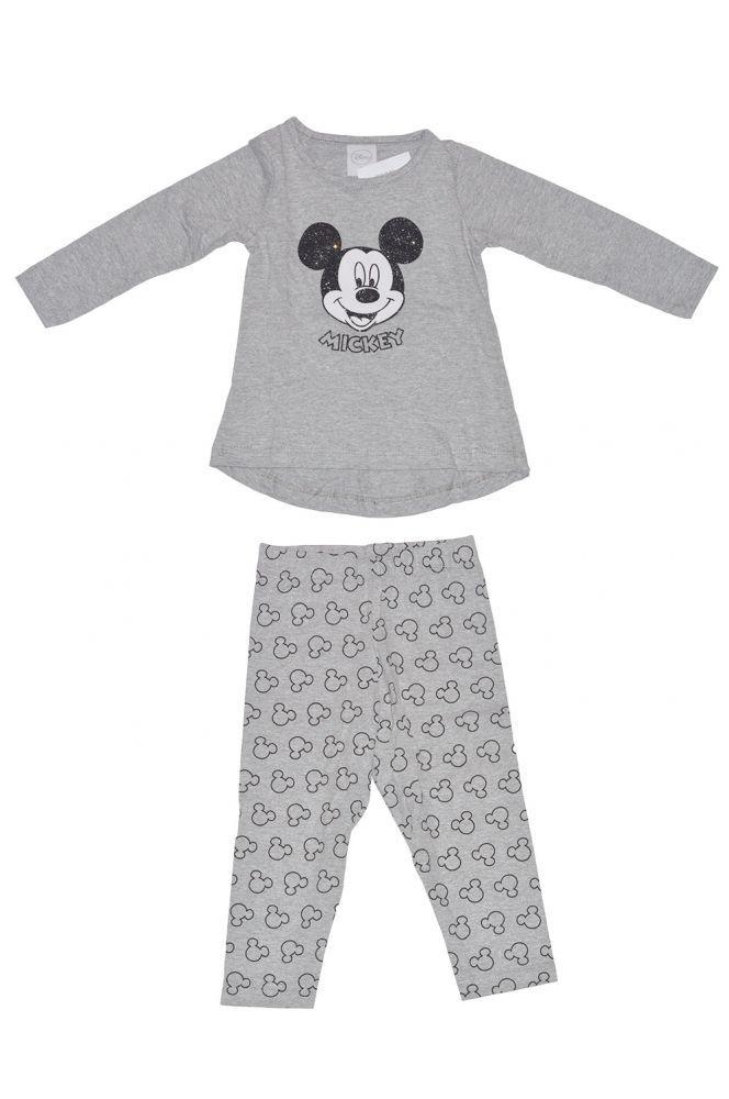 Conjunto infantil meia estação de menina do Mickey
