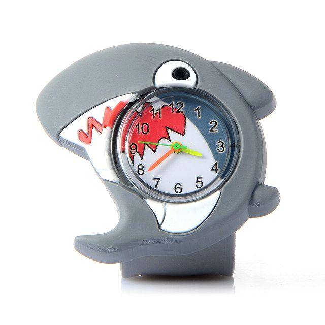 Relógio Bate Enrola Pulseira Infantil