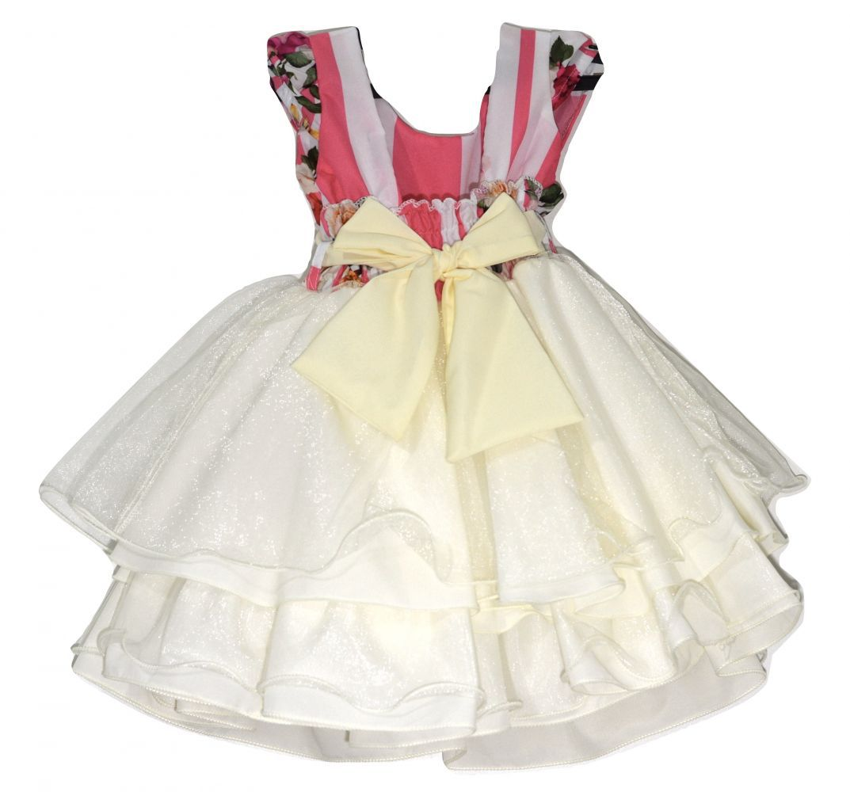 Vestido infantil de festa Lig Lig Princesa