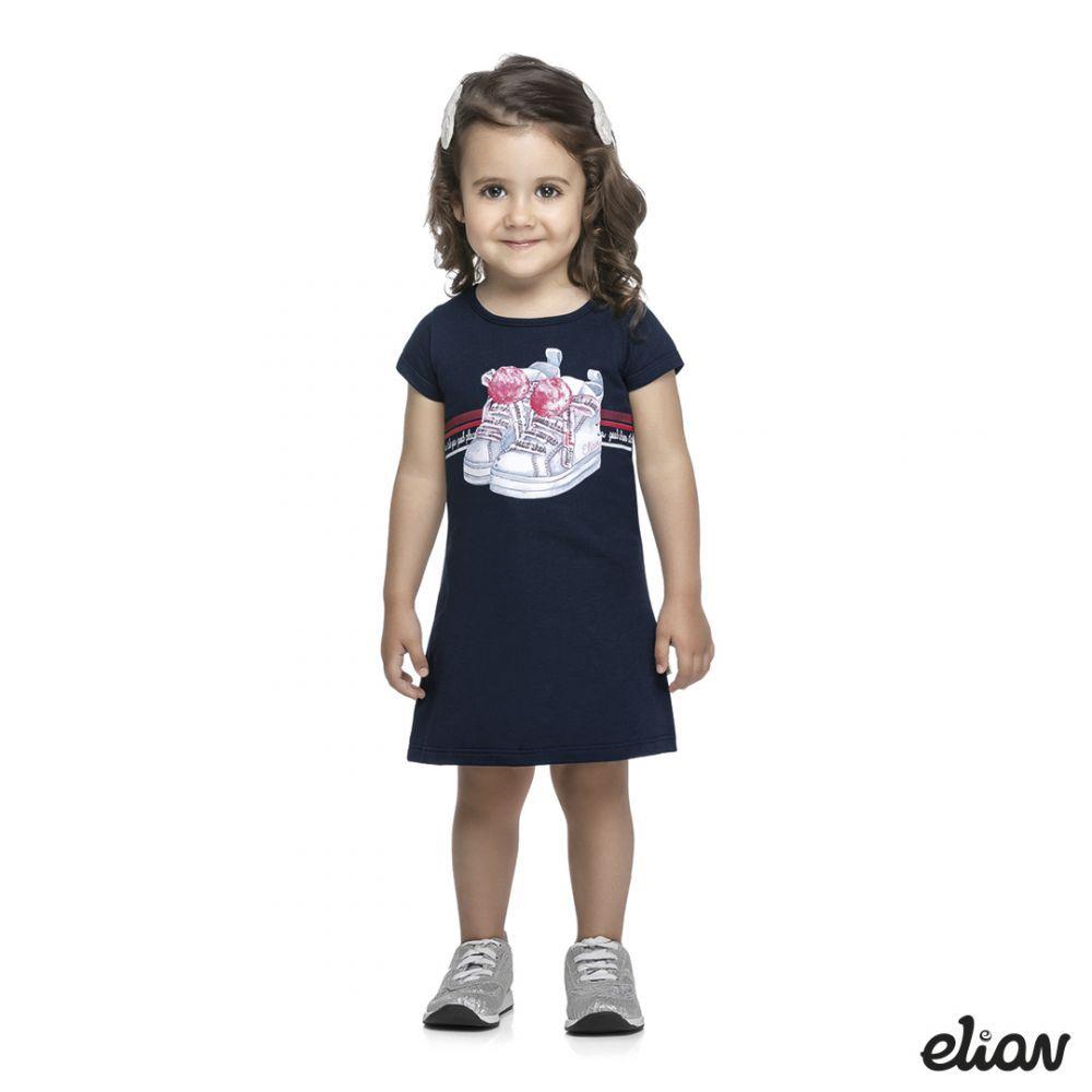 Vestido infantil Elian