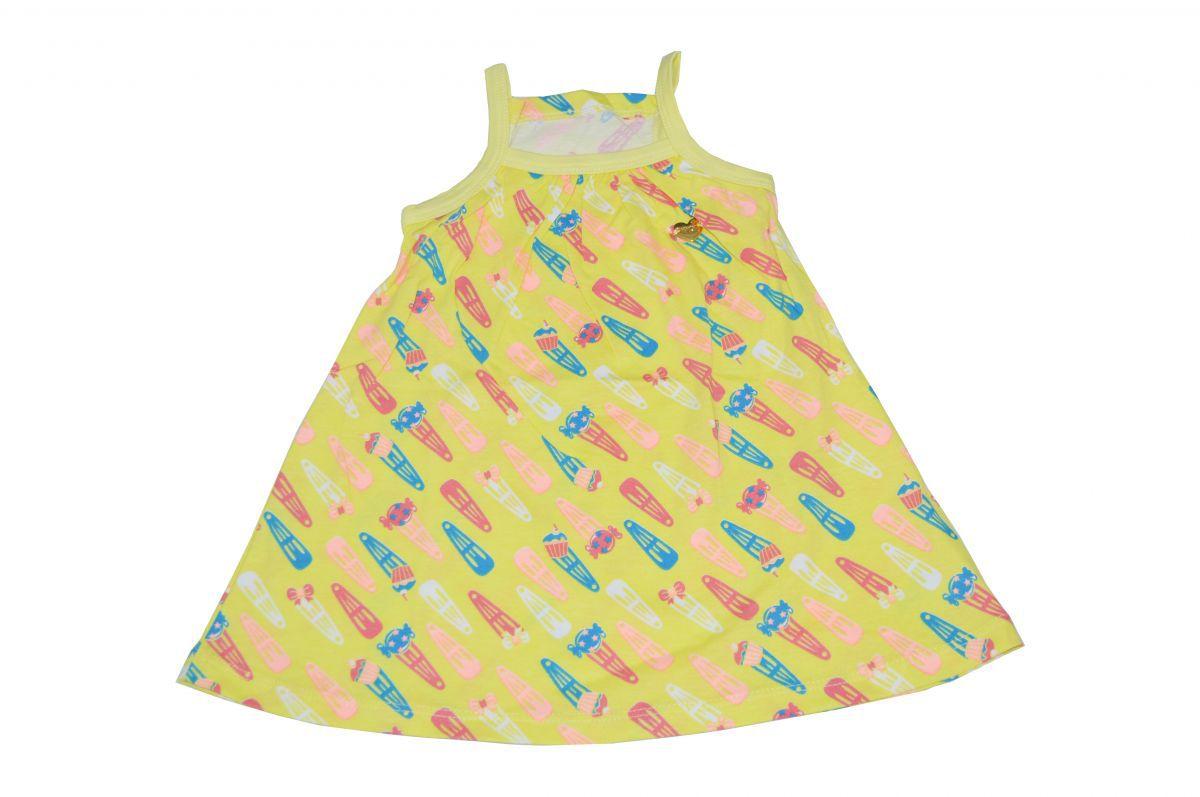 Vestido infantil Kyly Tic Tac