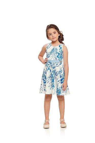 Vestido infantil Milli & Nina