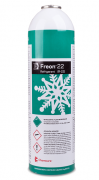 Fluido Refrigerante FREON 22 (R-22) Lata 1Kg (Antigo Dupont Freon 22)