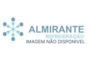 Manômetro Alta com Glicerina para R134, R12, R22/ 0 a 500 PSI