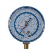 Manômetro Baixa Para R134A/ R22/ R12/ R404/ (BAR/PSI/C)
