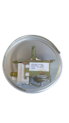 Termostato RC 2601-4 Consul Refri C/ DEG. SEMI