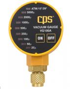 Vacuômetro Eletrônico em Microns VG100 - CPS