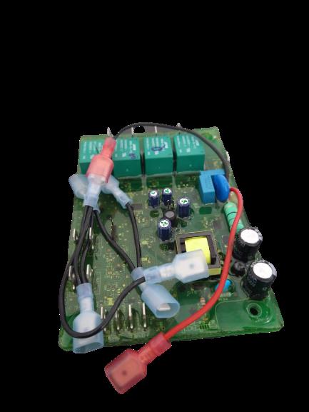 Conjunto Placa Eletrônica SMD com Adaptador PTH EGC-A