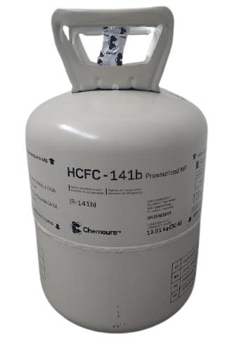 Fluido Refrigerante FREON HCFC-141B DAC 13,61 Kg