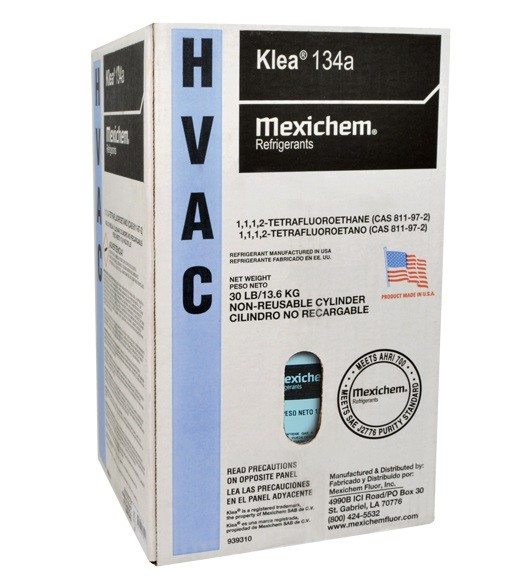 Fluido Refrigerante KLEA 134a (R-134a) DAC 13,6 KG