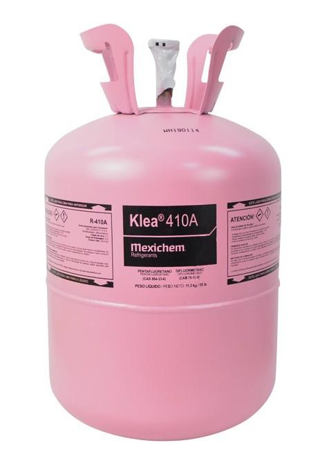 FLUIDO REFRIGERANTE KLEA 410A (R-410A) DAC 11,30 KG