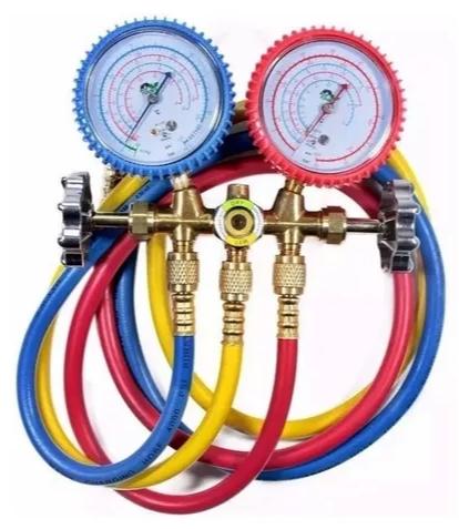 Manifold Para R600, R290, R1290 Com Mangueira de 90cm