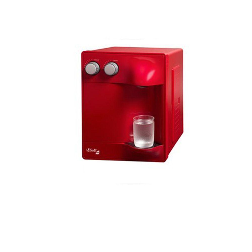 Purificador de Água Soft Plus Cereja - 30 pessoas - Empresa
