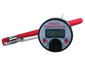 Termômetro Digital Espeto -50 a 250 Graus Vulkan