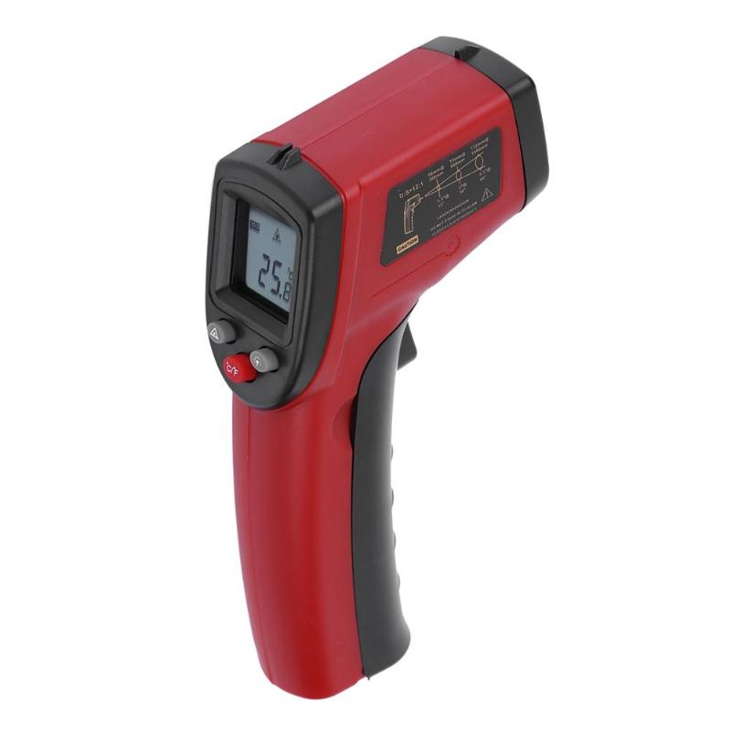 Termômetro Infra Vermelho -30 a 300C Com Laser