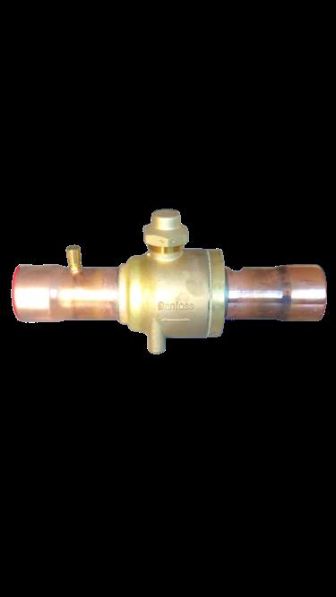 Válvula Esfera Danfoss GBC 54s 2 1/8 c/ Conexão (009G7059)