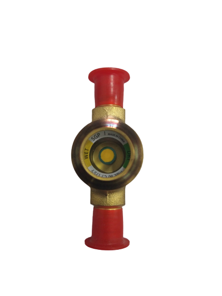 Visor Liquído 1/4 Rosca SGP 6 Danfoss (014L0007)