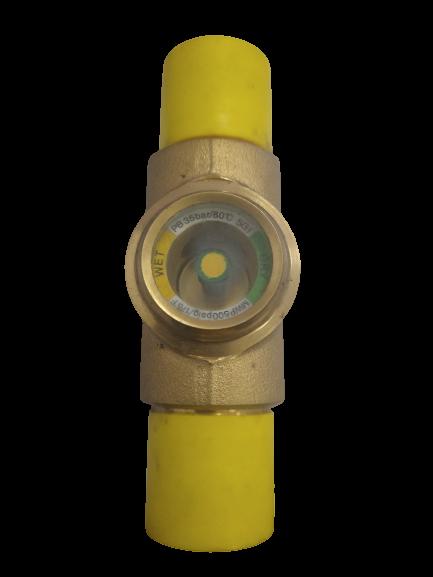 Visor Liquído 3/4 Rosca SGI 19 Danfoss (014-0028)