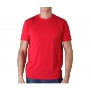5 camisetas PV malha fria VERMELHO
