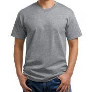 Camiseta adulto manga curta PV MESCLA