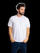 Camiseta masculina malha fria PV BRANCO