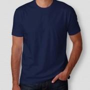 Kit 5 camisetas PV malha fria AZUL MARINHO