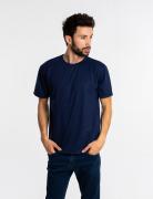 Kit 5 camisetas malha fria PV PRETAS adulto