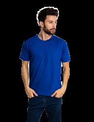 Camiseta masculina malha fria PV AZUL ROYAL