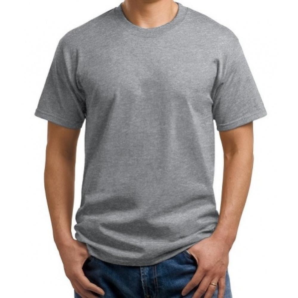 Kit 5 camisetas PV malga fria CINZA MESCLA