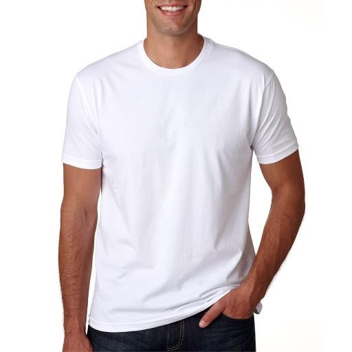 Kit 5 camisetas PV malha fria BRANCAS