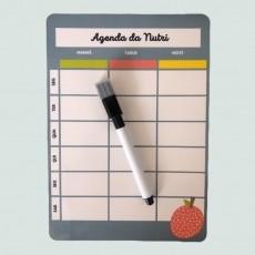 Ímã  - Agenda da Nutri