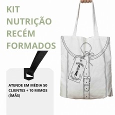 Kit Nutrição Recém Formados