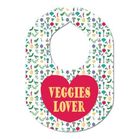 Babador: Veggies Lover