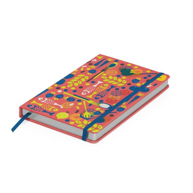 Caderneta de Anotações - Comer é uma Arte