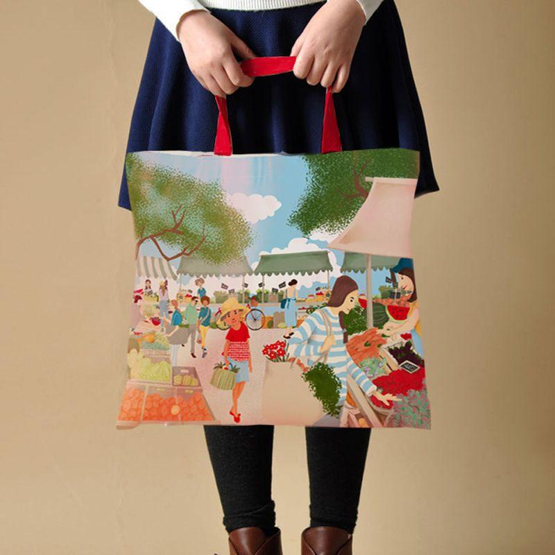 Eco Bag- Dia de Feira