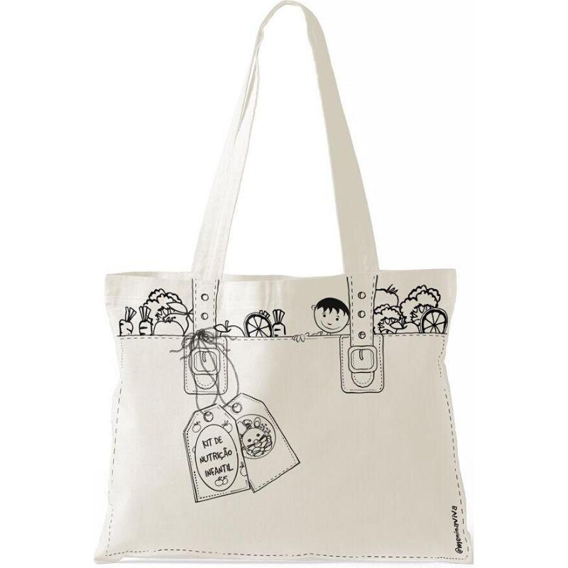 Eco Bag - Nutrição Infantil