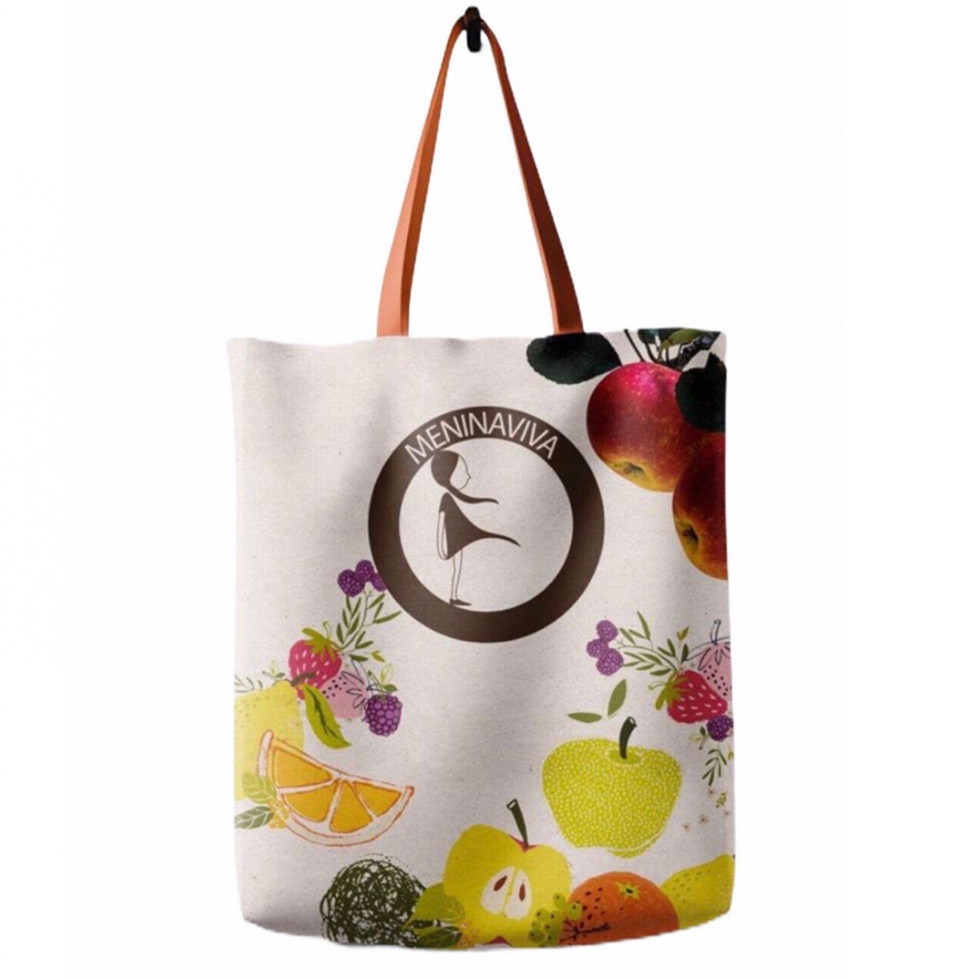 Eco Bag Vida Saudável