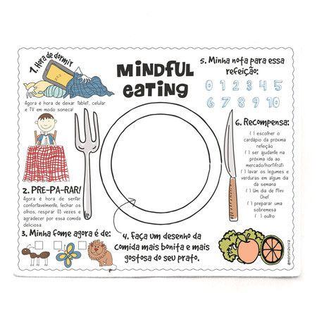 Mindful Eating para Crianças