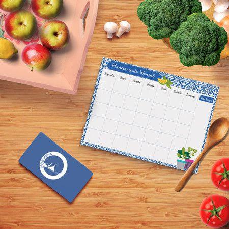 Planejamento Semanal e Mensal - Somos mais que Comemos