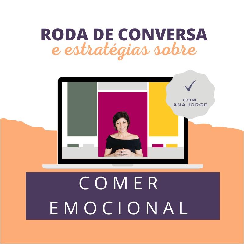 Roda de Conversa - Comer Emocional