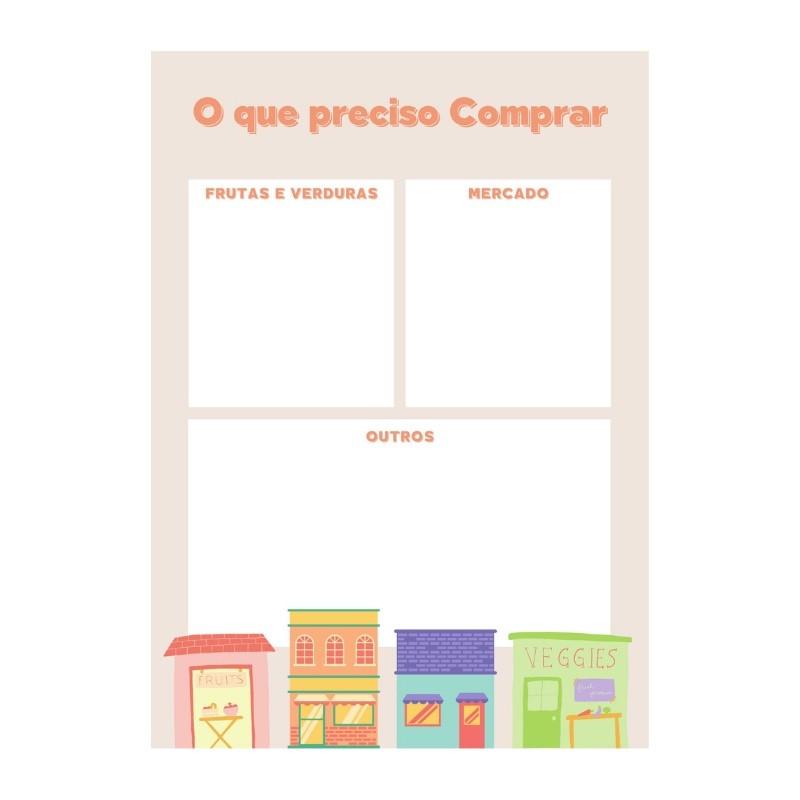 Versão Digital (PDF e Word) - Preciso Comprar