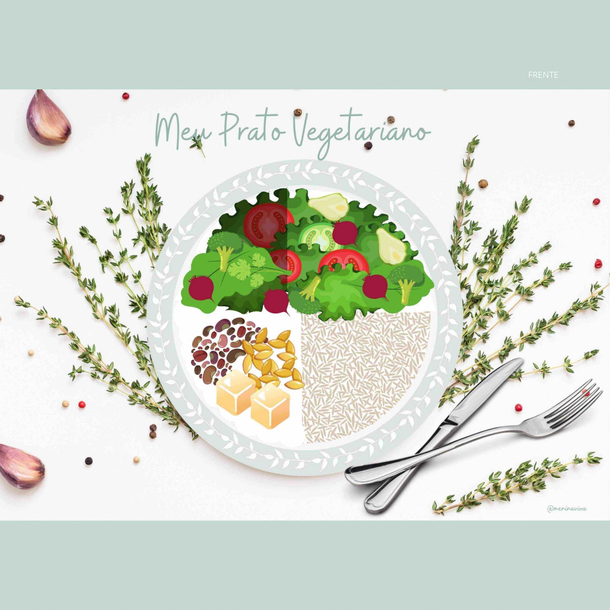 Versão Digital (PDF) - Prato Ideal Vegetariano