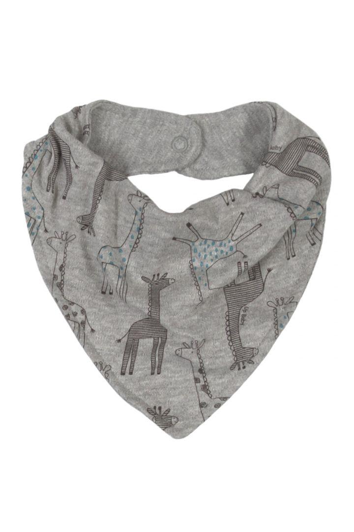 Babador bandana Up Baby Girafas