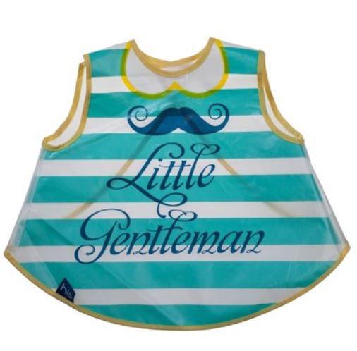 Babador Impermeável Plus Pequeno Cavalheiro Girotondo Baby